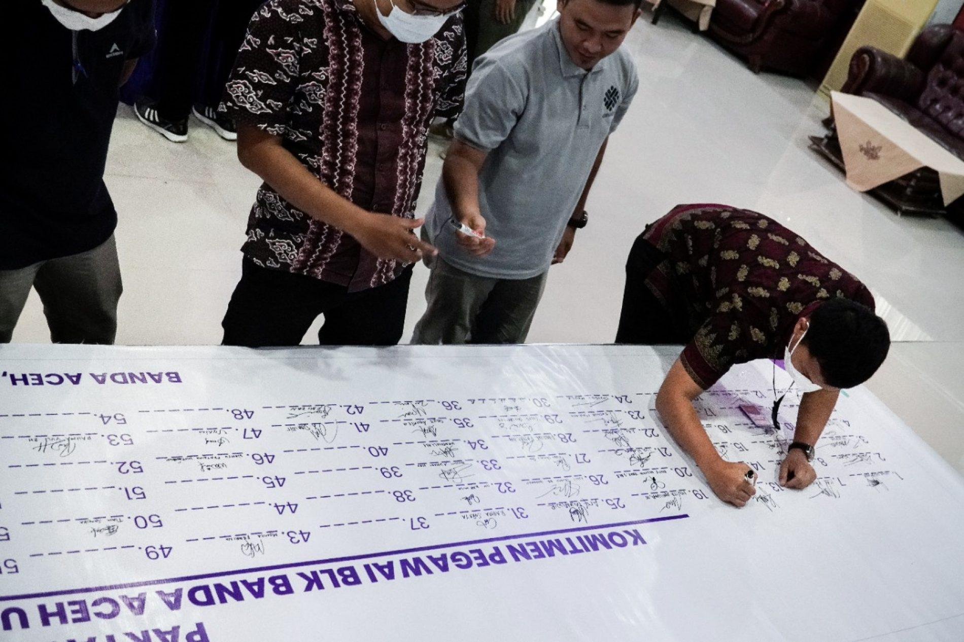 Blk Banda Aceh Siap Membangun Zona Integrasi Blk Banda Aceh
